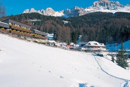 Sporthotel Obereggen - silvestr