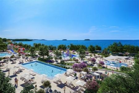 Istra Premium Camping Resort, Chorvatsko, Istrie