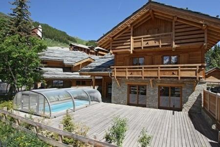 Chalet Le Prestige Lodge Bez stravy