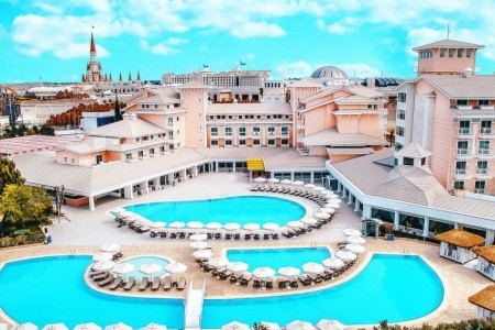 Innvista Hotels Belek - first minute