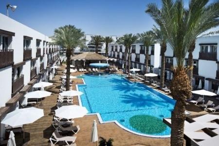 La Playa, Eilat, Rudé Moře Snídaně