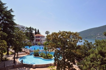 Hotel Sun Resorts 4*, Herceg Novi - super last minute
