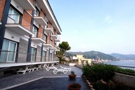 Residence Paradiso - Ligurská riviéra  - Itálie