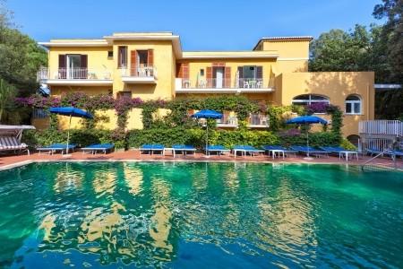 Hotel Cleopatra *** - Ischia 2021/2022   Dovolená Ischia 2021/2022