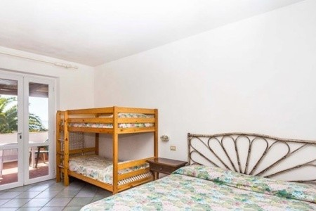 Apartmány Sirena - Nisporto - apartmány u moře
