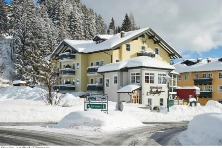 Aparthotel Jagdhof (Ei) - luxusní apartmány