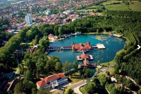 Hevíz, Hotel Panorama***, Lázeňský Balíček, 4 Noci, Maďarsko, Termální Lázně