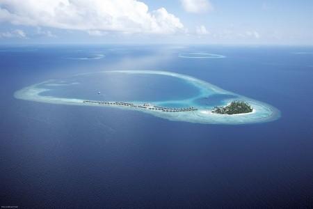 Constance Halaveli Maldives, Maledivy,