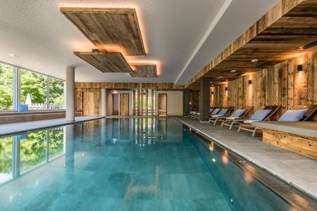 Hotel Waldheim S Bazénem Pig- Anterivo - Last Minute a dovolená