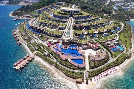 The Bodrum By Paramount Hotels - Last Minute a dovolená