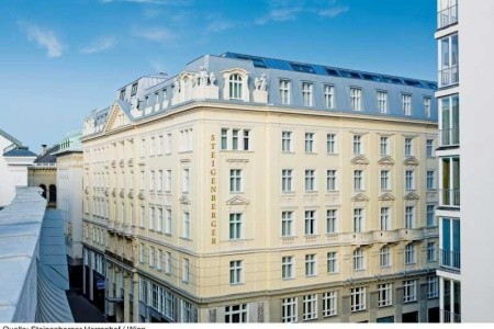 Steigenberger Hotel Herrenhof Wien - first minute