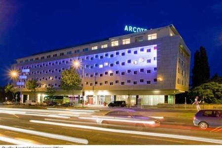 Hotel Arcotel Kaiserwasser ****s - snídaně