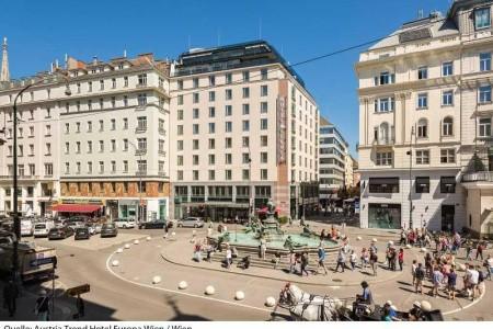 Austria Trend Hotel Europa Wien - pobytové zájezdy