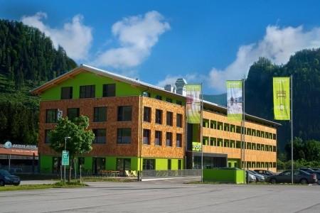 Explorer Hotel Hinterstoder - Rakousko v říjnu