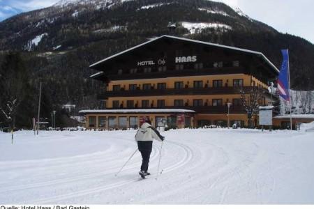 Hotel Haas *** Superior, Rakousko, Bad Gastein