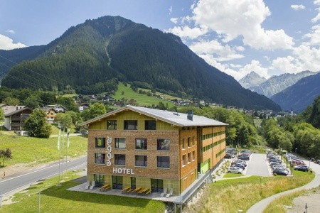 Hotel Explorer Montafon - Rakousko  All Inclusive