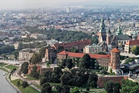 Hotel Pod Wawelem - first minute