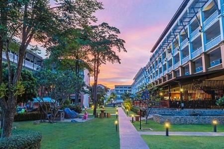 Kata Sea Breeze Resort - levně