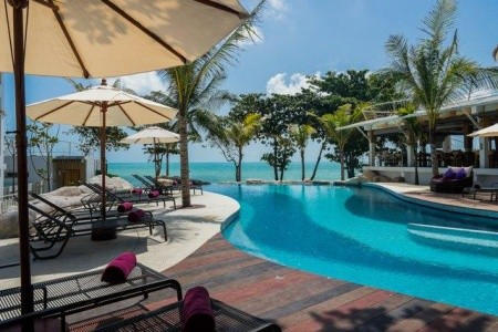White Sand Samui Resort - v srpnu