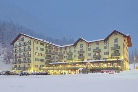 Grand Hotel Misurina, Itálie, Dolomity Superski