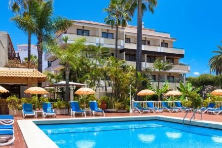Hotel Don Manolito, Kanárské ostrovy, Tenerife