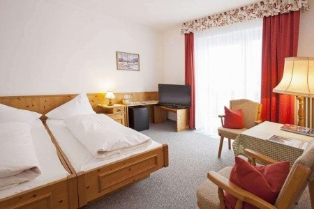 Landhotel Agathawirt - v březnu