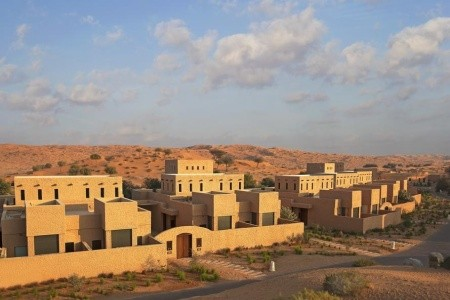 The Ritz-Carlton, Al Wadi Desert
