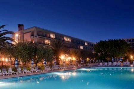 Una Hotel Naxos Beach, Itálie, Sicílie