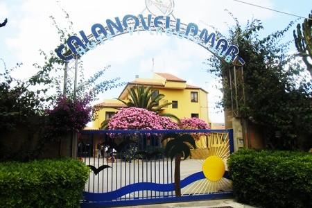 Calanovellamare - Apartmány, Itálie, Sicílie