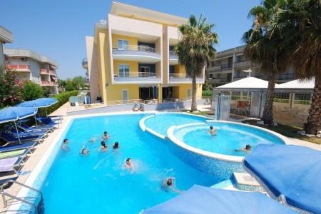 Residence Mare Blu - Martinsicuro - Villa Rosa