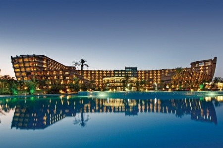 Noah´s Ark Deluxe Hotel & Spa, Kypr, Severní Kypr
