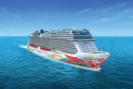 Usa, Kanada Ze Seattlu Na Lodi Norwegian Joy - 393983803P