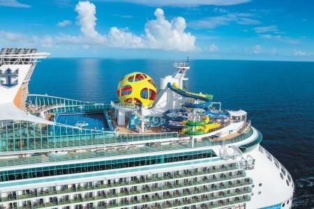 Usa, Bahamy Na Lodi Mariner Of The Seas - 393858631P