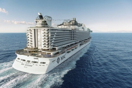Usa, Bahamy Z Miami Na Lodi Msc Seaside - 393857040P, USA,