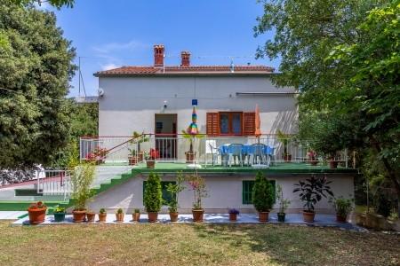 Apartmán 1318-195 - Last Minute Istrie - Chorvatsko