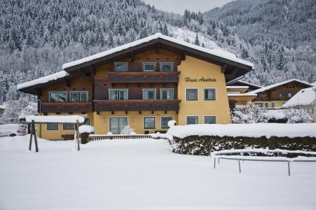Apartmánový Dům Austria, Flachau