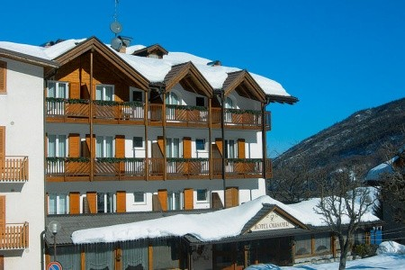 Hotel Olisamir S Bazénem Pig– Cavedago/paganella - Last Minute a dovolená