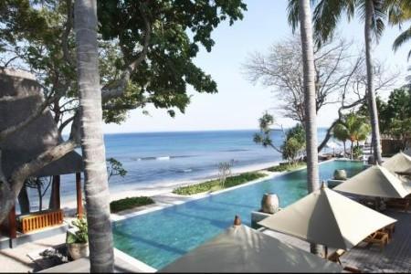 Qunci Villas, Indonésie, Lombok