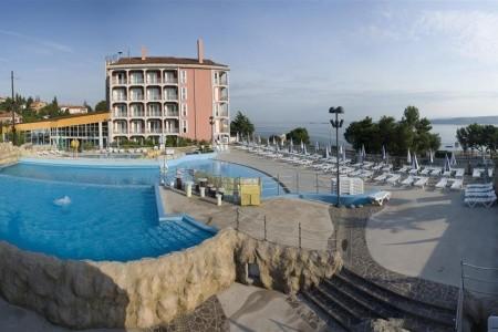 Hotel Aquapark Žusterna - Apartmány Lavanda, Slovinsko,