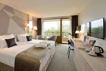 Hotel Danubius Health Spa Resort Margitsziget, Maďarsko, Budapešť