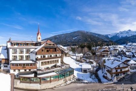 Hotel Post Tolderhof****s - v únoru