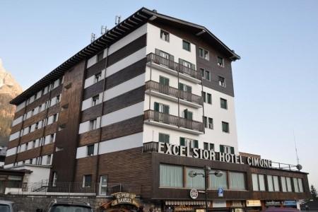 Hotel Cimone Excelsior***, Itálie, San Martino