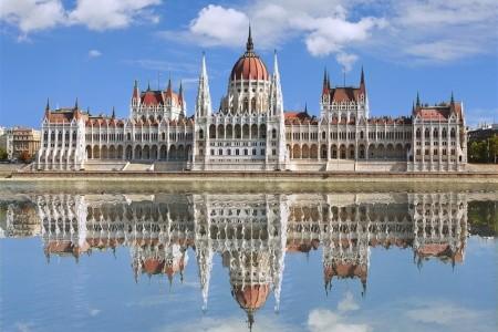 Budapešť a termály Szechényi - v dubnu