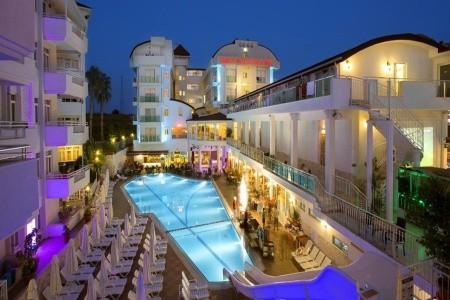 Merve Sun Hotel - v říjnu