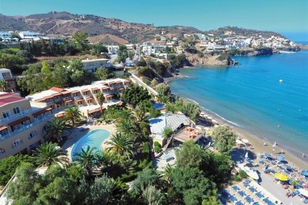 All Inclusive Talea Beach Resort, Řecko, Kréta