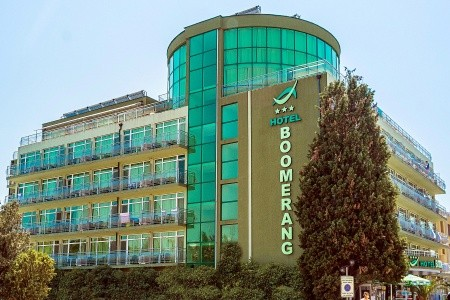 Mpm Hotel Boomerang - slevy