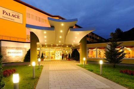 Johannesbad Hotel Palace (Ei) - v listopadu