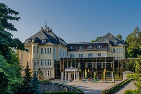 Lázeňský Dům Moravan - polopenze