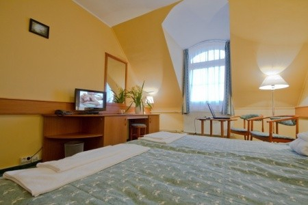 Thermal Hotel Superior Mosonmagyaróvár - v lednu