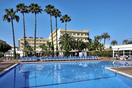 Suneoclub Globales Santa Ponsa - v červenci